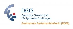 Anerkannte Systemaufstellerin (DGfS)